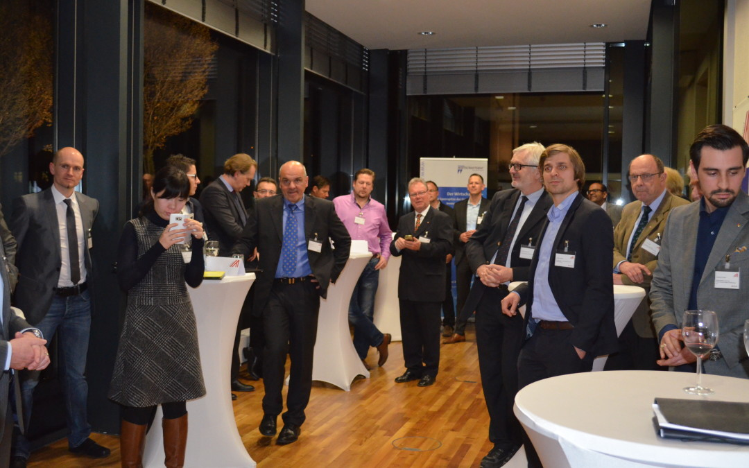 DACH Business Speed Dating Maschinenbau