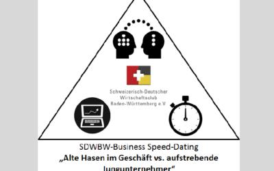 3. Business Speed-Dating im Scala Ludwigsburg
